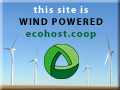 Wind Powered Website